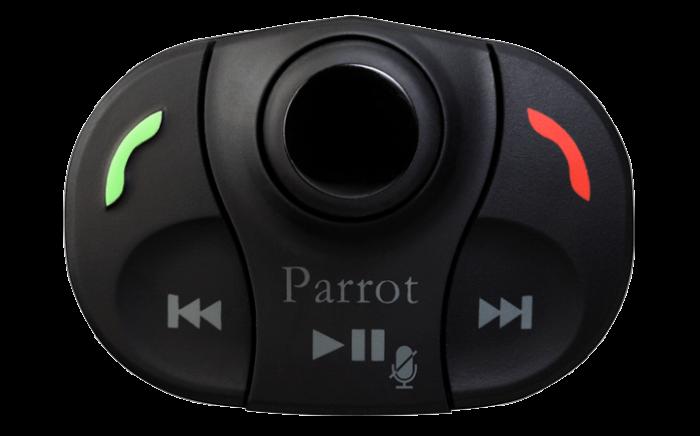 Parrot voice control pad