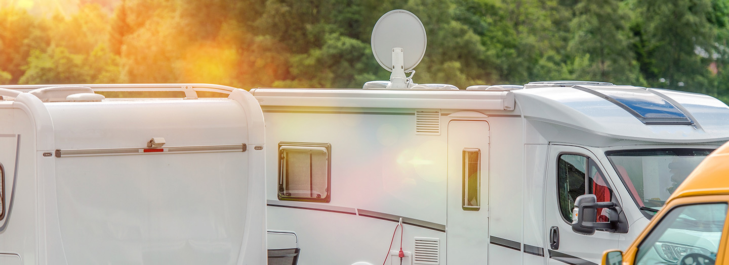 SR Mecatronic Motorhome Satellite TV